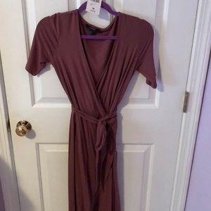 Cute little maybe wrap dress